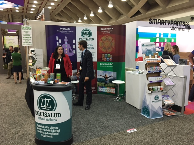 Equisalud Laboratories at Natural Products Expo East